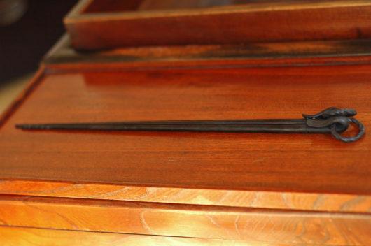 鍛冶屋の田中さん作 火鉢・囲炉裏用火箸