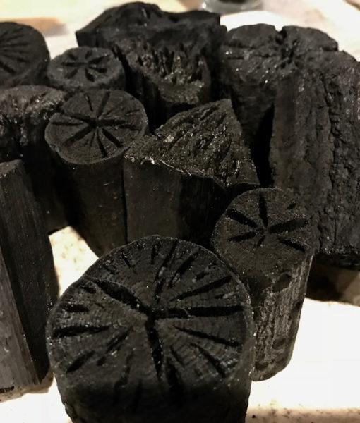 楢(なら)炭