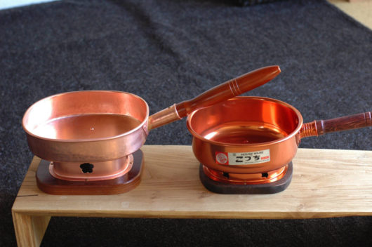 銅製台十能