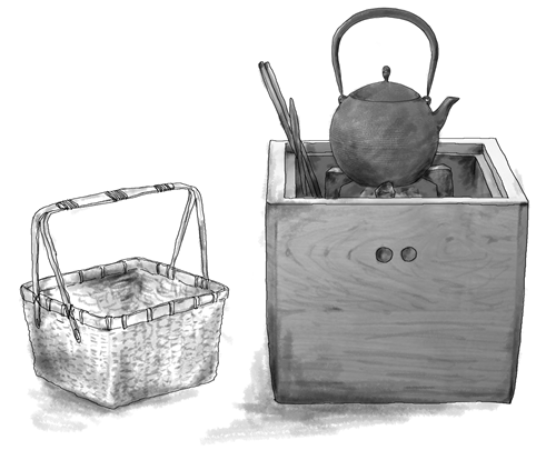 火鉢屋あらため火鉢の道具店