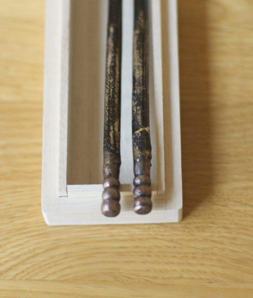 チョロギ火箸