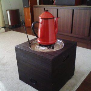 お客様の声 桐箱火鉢