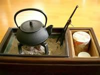 お客様の長火鉢