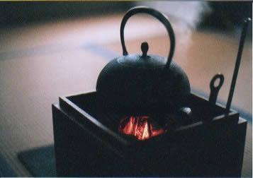 お客様の火鉢 Nodケヤキ