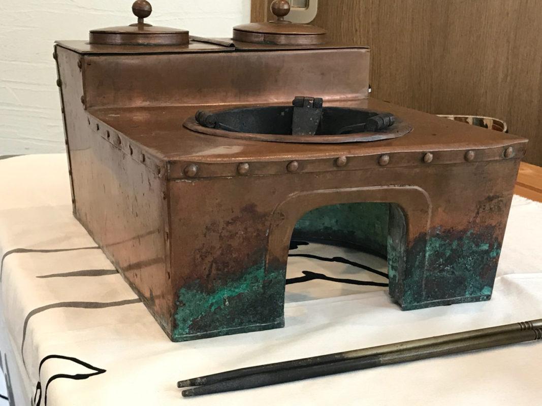 銅壺(どうこ)