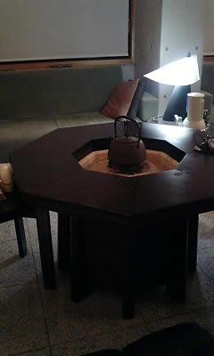 お客様の火鉢・囲炉裏