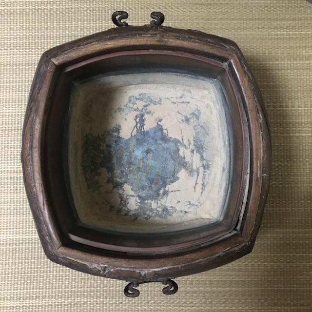 五七の桐の江戸火鉢