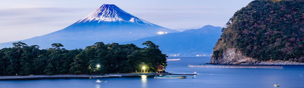 富士山、箱根神社、HIBACHIYA