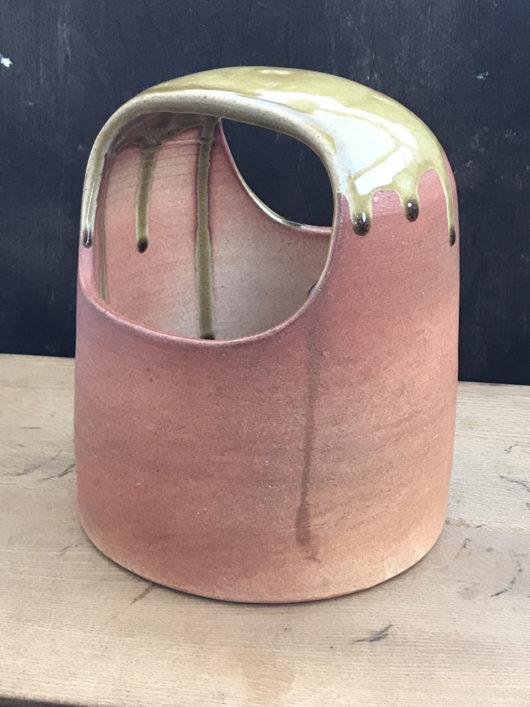 ダルマ火鉢
