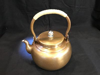 山川堂 銅瓶