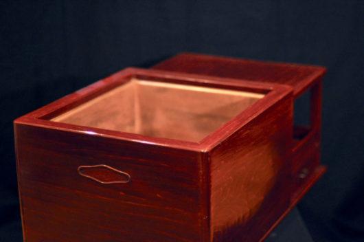 煎茶用の火鉢 かなり珍しい